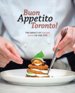 Buon Appetito Front Cover